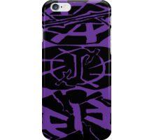 Alien Tribal Marks iPhone Case/Skin