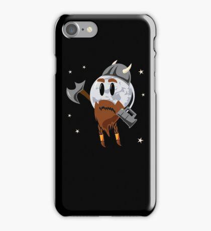 White Dwarf sun iPhone Case/Skin
