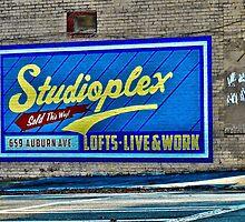 Studioplex by Scott Mitchell
