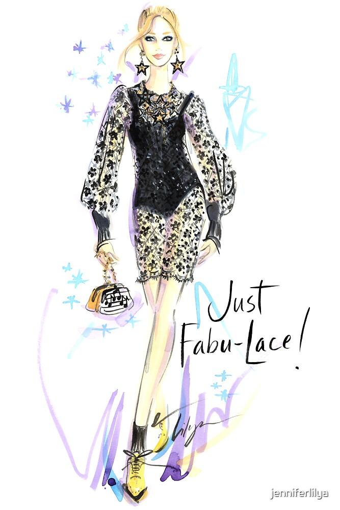 Just Fabu-Lace! by jenniferlilya