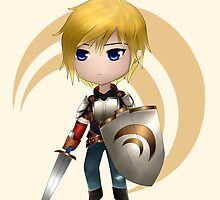 Jaune by Louiology