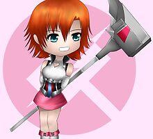 Nora  by Louiology