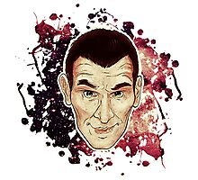 Ninth Doctor Photographic Print