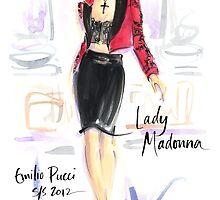 Lady Madonna by jenniferlilya