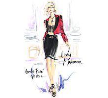 Lady Madonna Photographic Print