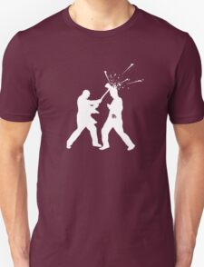 Axe the walkers Unisex T-Shirt