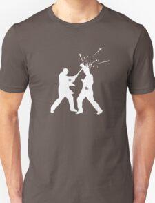 Axe the walkers Unisex T-Shirt