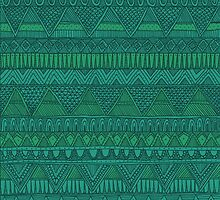 Tribal Pattern by Stacey Muir