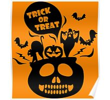 Trick or Treat Poster