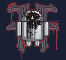 Distruktive Droid One Piece - Long Sleeve