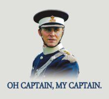 Oh Captain, My Captain T-Shirt