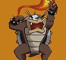 Morton Jr. Koopa by smilobar