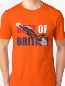 Best of British Unisex T-Shirt
