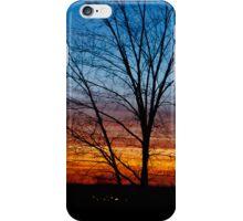 Caledon Sunset iPhone Case/Skin