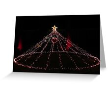 Lights From the Heart Greeting Card