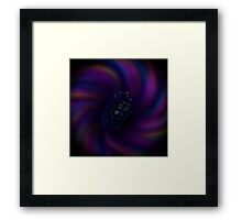 In the Vortex Framed Print
