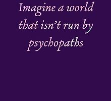 Imagine A World... by Dooda Creations