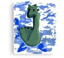 Loch Ness Canvas Print