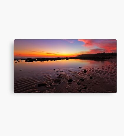 Maroubra's Moment Canvas Print