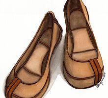 Sliding door shoes by hivernoir