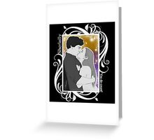 Sherlolly - You do count! Greeting Card