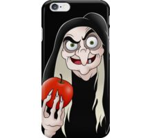 Evil queen witch  iPhone Case/Skin