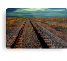 You Can See Forever in the Outback Metal Print