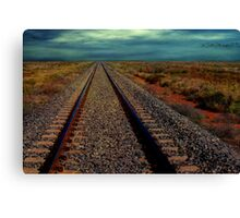 You Can See Forever in the Outback Canvas Print