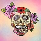 Sweet Sugar Skull by sandra arduini