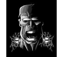 Frankenstein's Monster Photographic Print