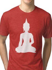 Grey Buddha Tri-blend T-Shirt