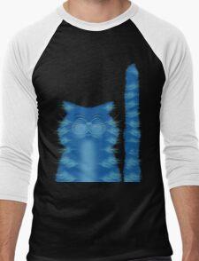 RIBBAR THE CAT Men's Baseball ¾ T-Shirt