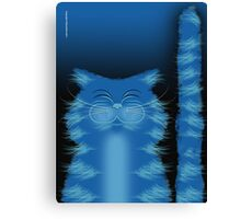 RIBBAR THE CAT Canvas Print
