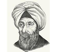 Ibn al Haytham ابن الهيثم Photographic Print