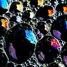 coloured bubbles by Eleanor Godley