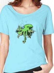 Octogreen mellow Women's Relaxed Fit T-Shirt