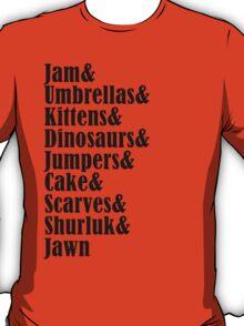 Sherlock Fandom T-Shirt