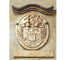 Genetti Family Coat-of-Arms Photographic Print