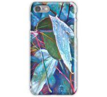 Iphone Cover - Gum Leaves iPhone Case/Skin