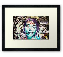 Urban Madam II Framed Print