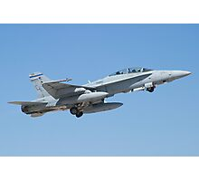 164677 F/A-18D Hornet Taking Off Photographic Print