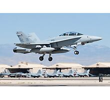164679 F/A-18D Taking Off Photographic Print
