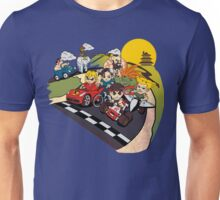 Super Fighting Kart Unisex T-Shirt
