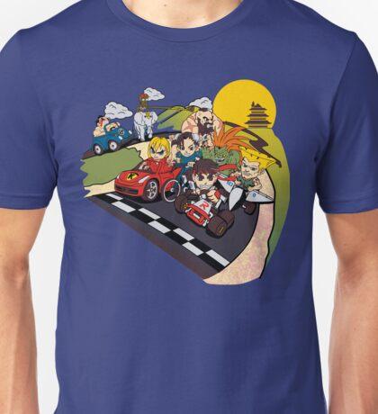 Super Fighting Kart Unisex T-Shirt
