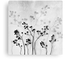 Abstract Flowers 5 Metal Print