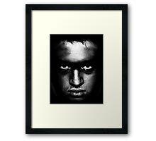 Dark Side Framed Print