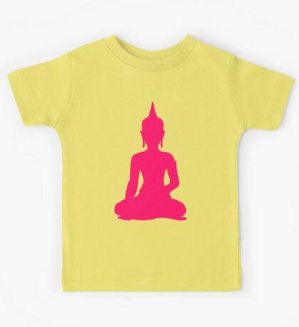 Neon Buddha Kids Tee