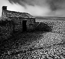 Black Scar House 01 - Yorkshire Dales, UK by ExclusivelyMono