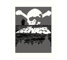 The Goonies Art Print