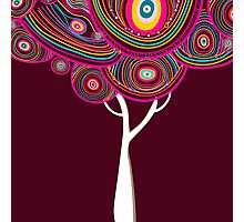 Abstract tree Photographic Print